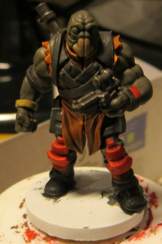 Elrath S Painting Imperial Assault Painting And